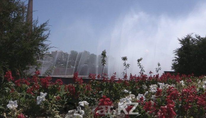Купаться в городских фонтанах опасно
