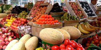 Опасные дыни и лук обнаружены на рынках ЮКО