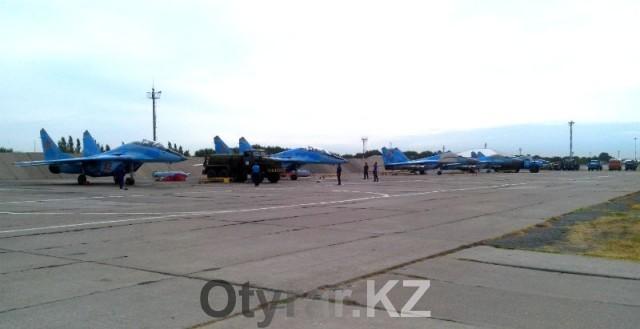 Сейчас на вооружении войсковой части 55652 находится 3 типа авиатехники