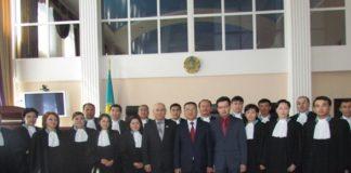 Восемнадцадь молодых судей приняли присягу