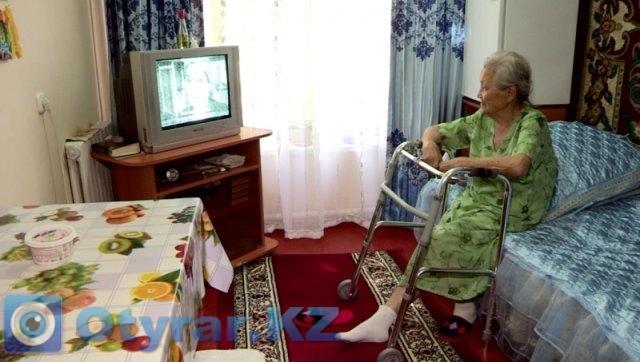 Елена Сай проживает в доме престарелых 10 лет.