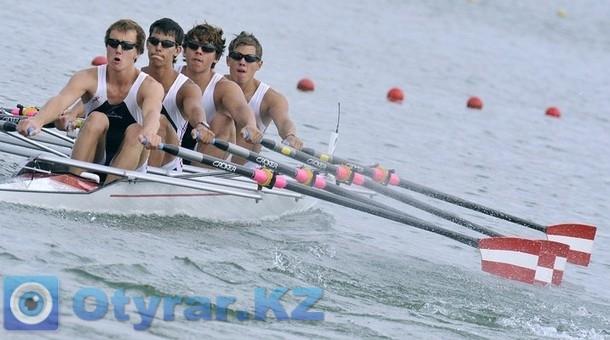 Такую лодку уже в сентябре можно будет увидеть на Михайловском водохранилище Шымкента, фото с сайта hot-sport.ma-zaika.ru