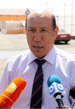 Кенжехан Толебаев, директор аграрного колледжа г.Шымкент
