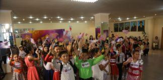 В Актау выбрали полуфиналиста национального отбора международного детского песенного конкурса