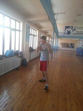 Спортсмены из Шымкента участвовали в международном турнире по боксу