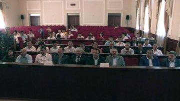 42-я сессия Шымкентского городского маслихата