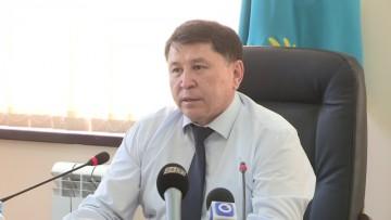 Жандарбек Бекшин, главный санитарный врач РК.