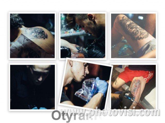 В Шымкенте провели фестиваль тату