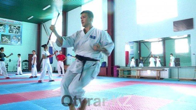 Мади Катешов, член национальной сборной