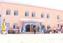 Ко Дню столицы в Арысском районе открыли несколько социальных объектов