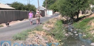 Жителям одной из улиц Шымкента грозит экологическая беда
