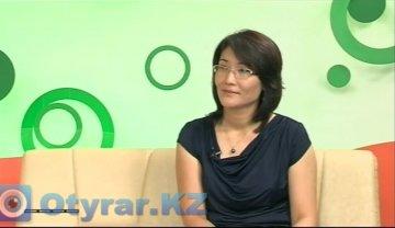 Зауре Ормаханова, заведующая инфарктным отделением областного кардиологического центра