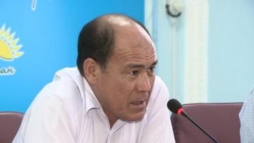 Серик Макашев, руководитель ОО «Биоген»