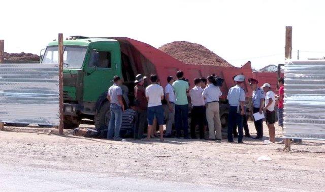 В Шымкенте продолжается борьба с незаконной торговлей