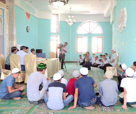 В Шымкенте проходят соревнования по чтению Корана