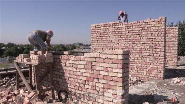 В Шымкенте ведется строительство и капитальный ремонт двух общежитий при институтах