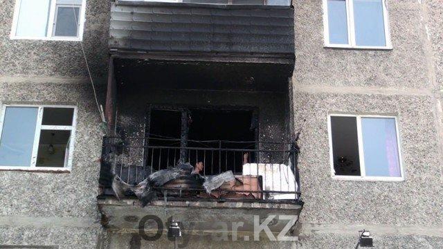 Участившиеся пожары уничтожают имущество шымкентцев