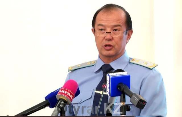 О росте преступности в регионе рассказал прокурор ЮКО