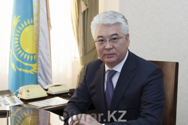 Бейбут Атамкулов назначен акимом Южно-Казахстанской области