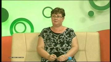 Нина Петровна Сечина, заведующая детской библиотекой филиала № 8
