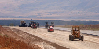 Южно-Казахстанская область отстает от сроков сдачи дороги «Западная Европа — Западный Китай»