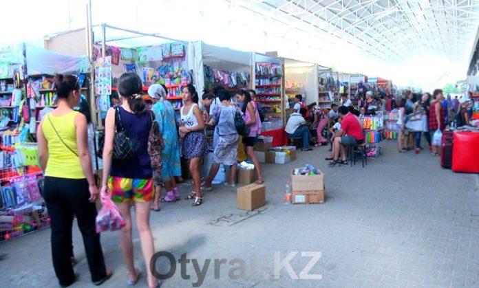 В Шымкенте заработали школьные ярмарки