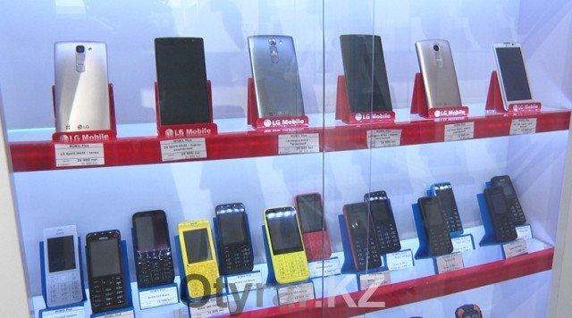 Грандиозное открытие салона Mobil Plus в Шымкенте
