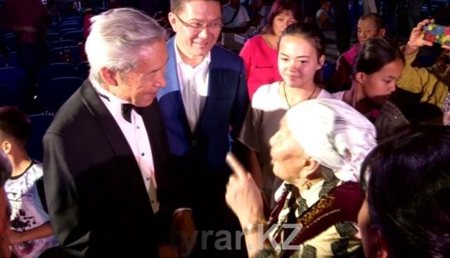 Гала-концерт в честь празднования 85 летия Шамши Калдаякова