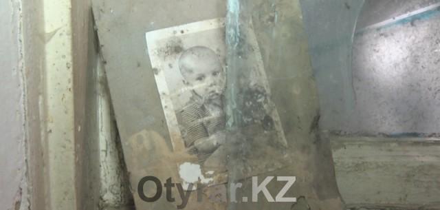 Жители Шымкента не успели спасти бабушку