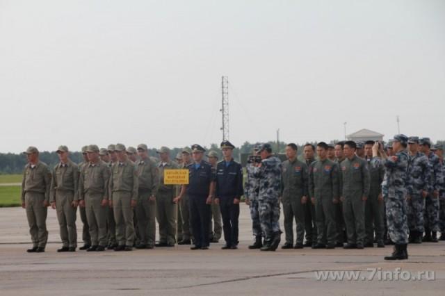 """Казахстанские лётчики заняли второе место на конкурсе """"Авиадартс-2015"""""""