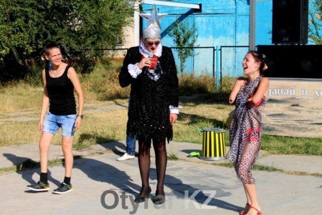 Благотворительную акцию для людей с ограниченными возможностями организовали шымкентские активисты