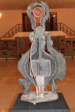 Выставка прикладного искусства в Шымкенте