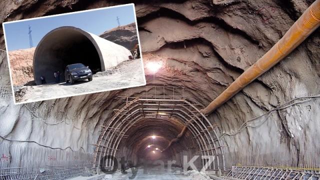 Тюлькубасский район: туннель в горах и золотая рыбка