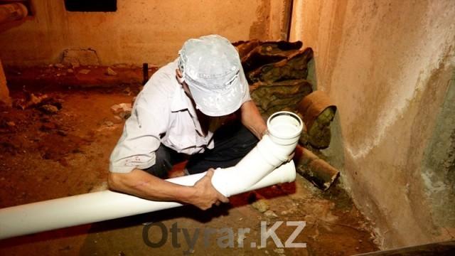 Модернизация жилья в Шымкенте