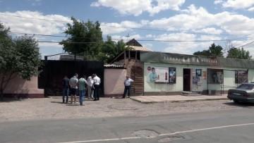 Полицейские задержали хулигана, устроившего взрыв на Чапаевке