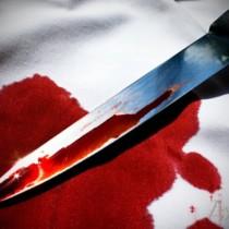 Нож. Кровь. Убийство
