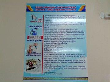 Единый колл-центр службы поддержки пациентов появился в Шымкенте