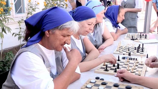 В Шымкенте заключенные женщины померятся силами и интелектом в спорте
