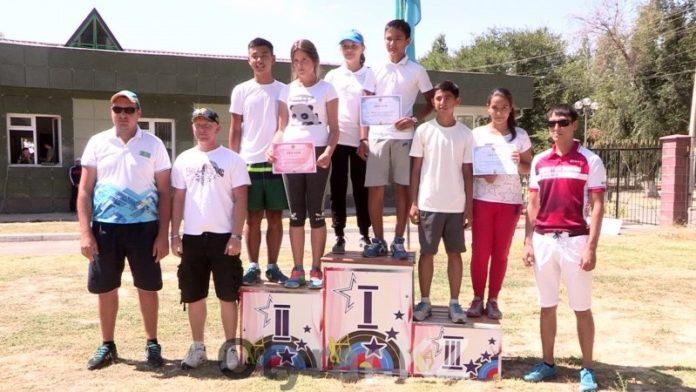 Шымкентские лучники стали лучшими на чемпионате Казахстана по стрельбе из лука