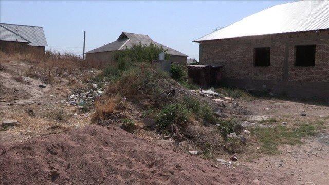 Жители одного из микрорайонов Шымкента живут в зоне повышенного риска