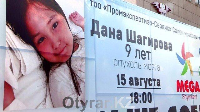 Благотворительный концерт провели молодежь Шымкента