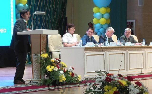 а августовской конференции педагогов ЮКО обсудили самые актуальные вопросы