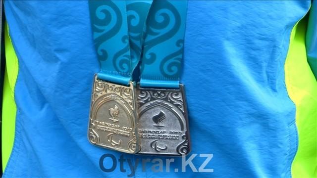 Каждый спортсмен завоевал несколько медалей