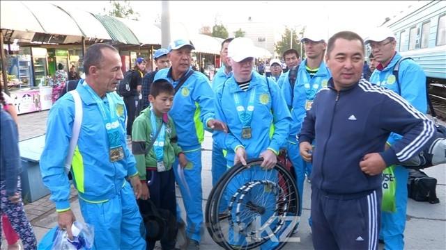 Паралимпийские игры для сборной ЮКО завершились четвертым местом