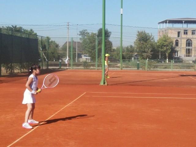 В Шымкенте стартовал турнир по теннису Shymkent Masters