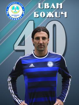 Иван Божич, футболист