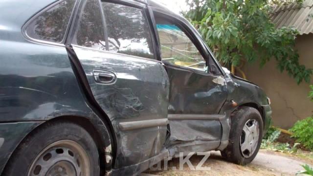 Деревья виноваты в частых ДТП на перекрестке улиц Гоголя и Торекулова