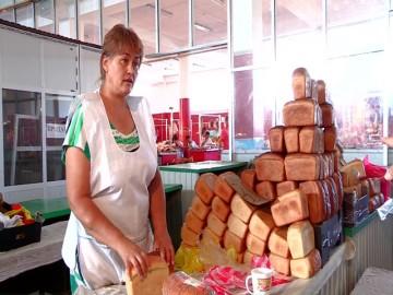 В Шымкенте цена на хлеб пока остается прежней