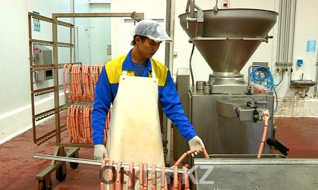 В планах предприятия к 2017 году увеличить количество выпускаемой продукции до 25 тысяч тон в год
