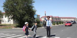 В ЮКО проходит акция «Внимание: дети!»